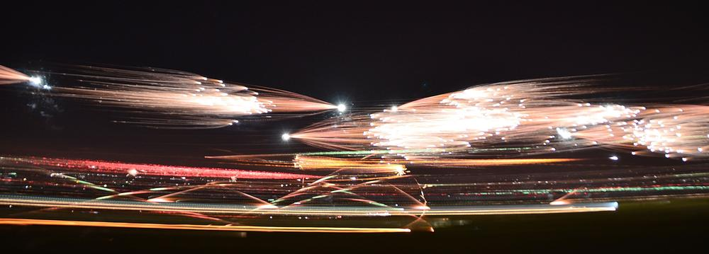 moving fireworks 2 by Sfranzl Schlegel