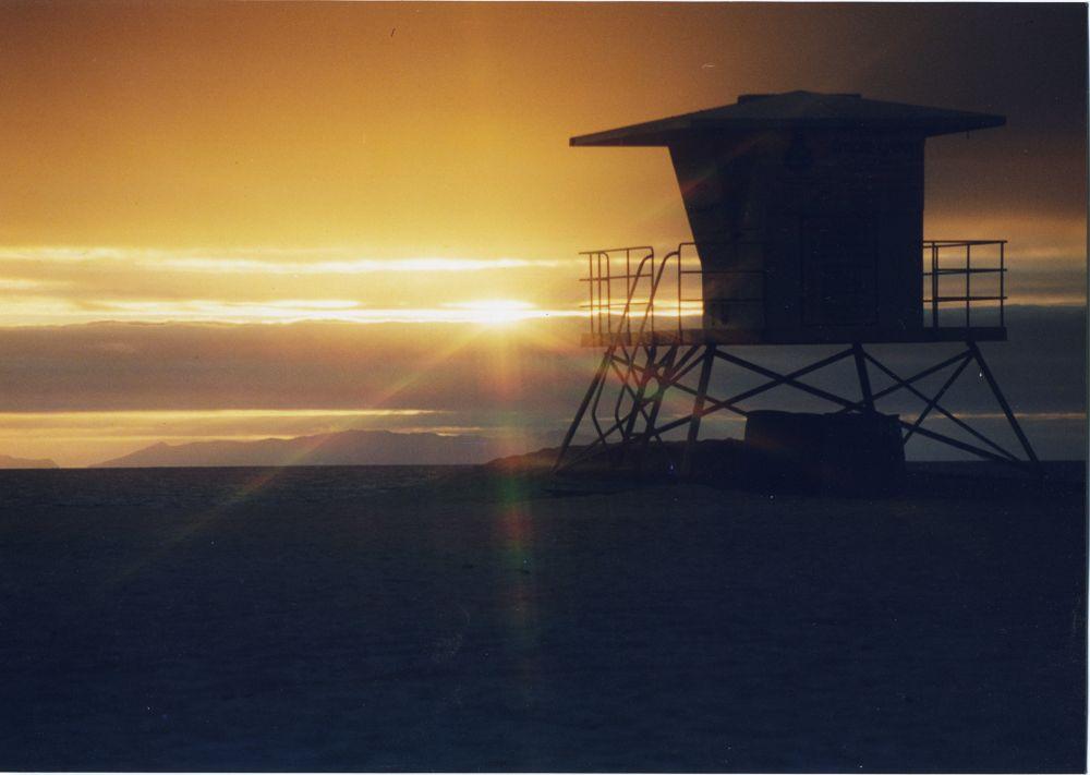 Californian sunset by steveadams77715