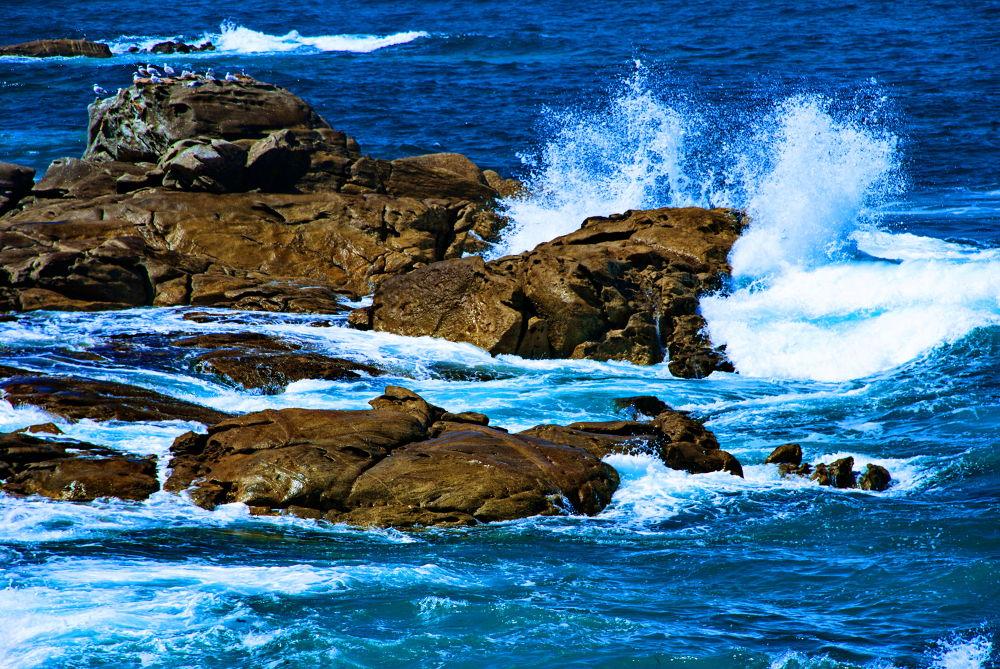 OCEANO ATLANTICO by Hector Lopez