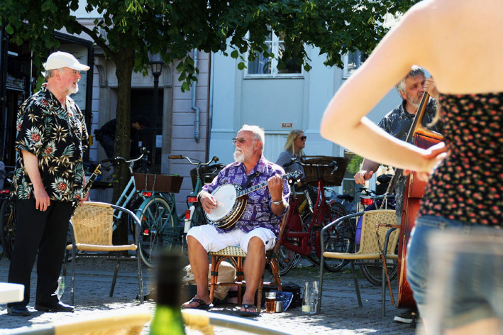 Music in Copenhagen by Ingmar Jönsson