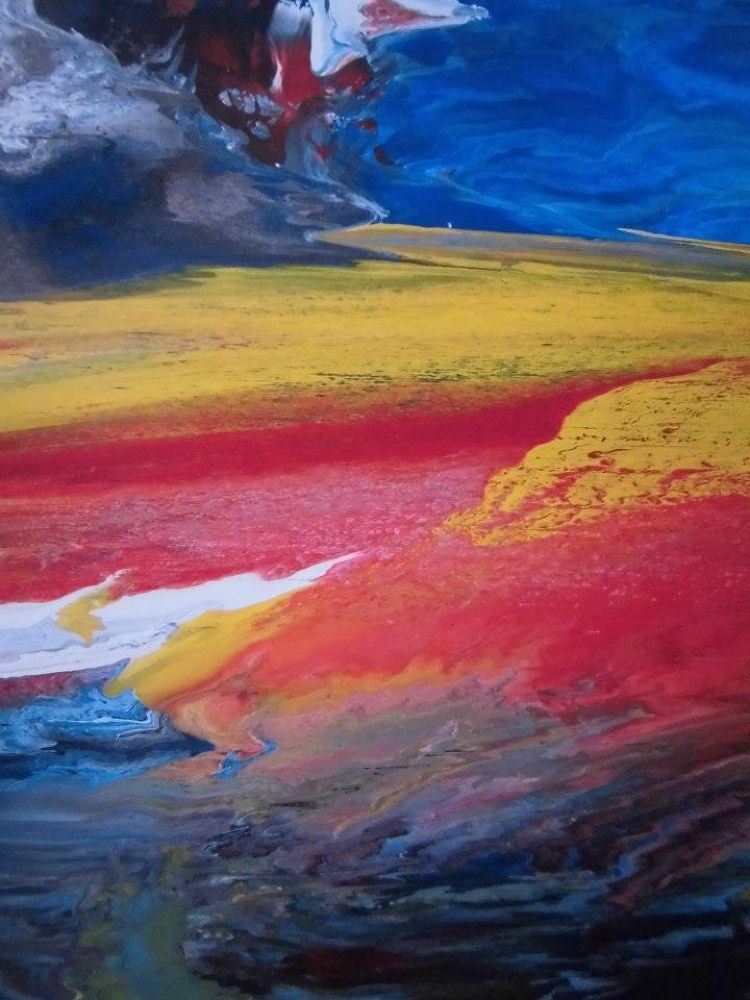 Colors of the ocean by SbaiHafid
