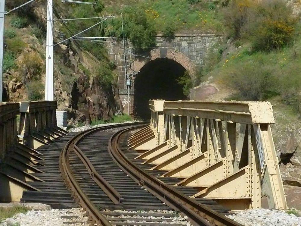 puente metalico by coipo