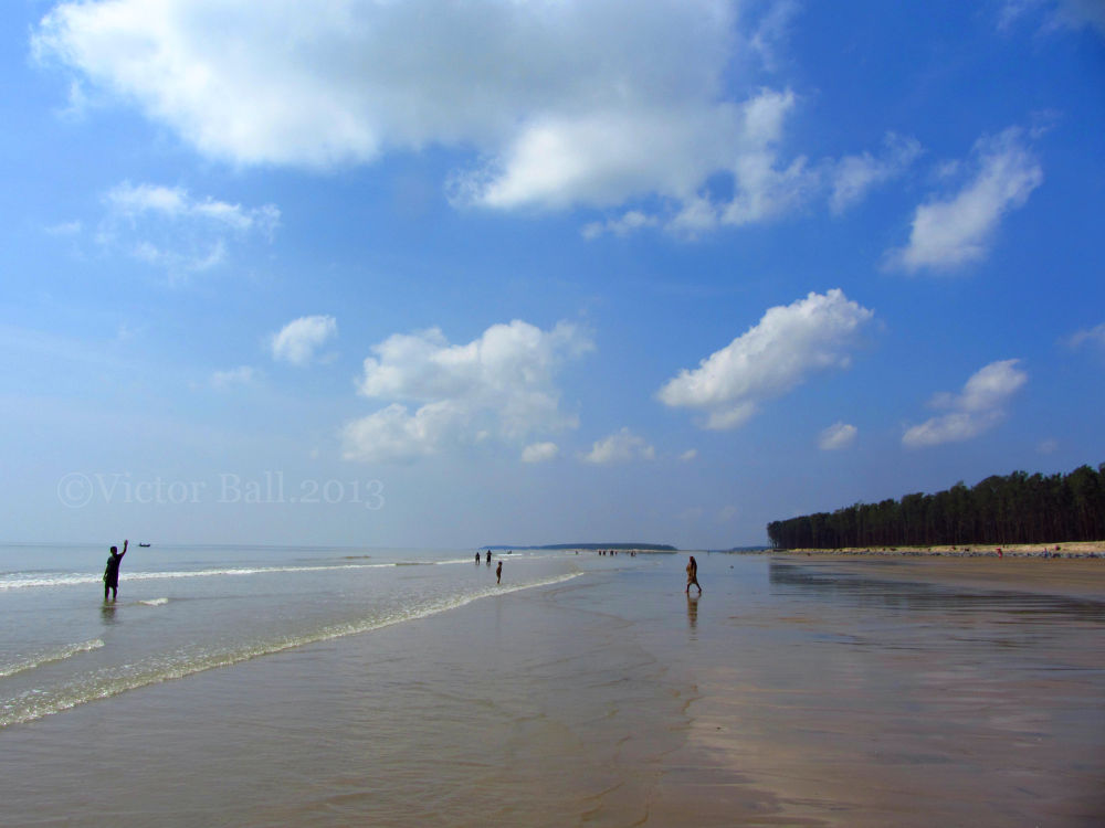 Photo in Sea and Sand #sea and sand #landscape