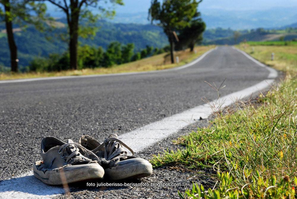 Photo in Random #panorama #strada #scarpe