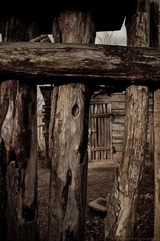 Lincoln's Boyhood Home by Karetova