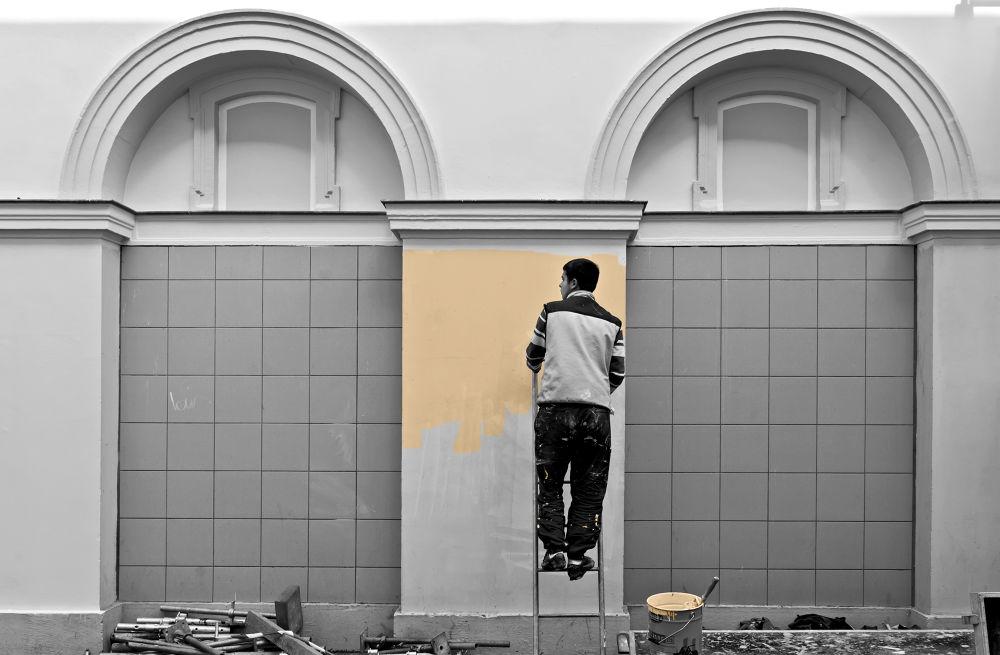 the painter by danita