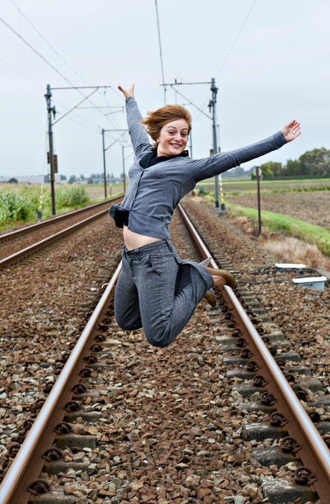 the jump by danita
