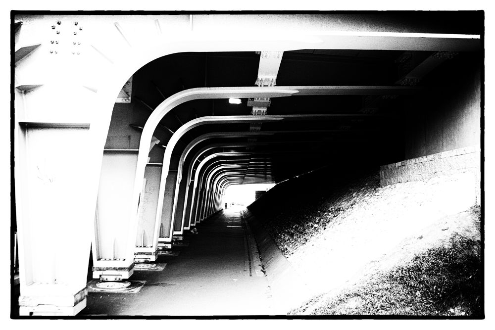 Underpass by TomPiotrowski