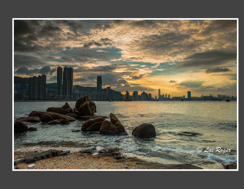 Sunset_530 by RogerLai