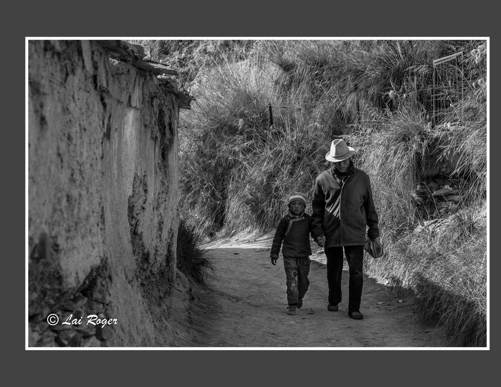 Father and Daughter_711 by RogerLai