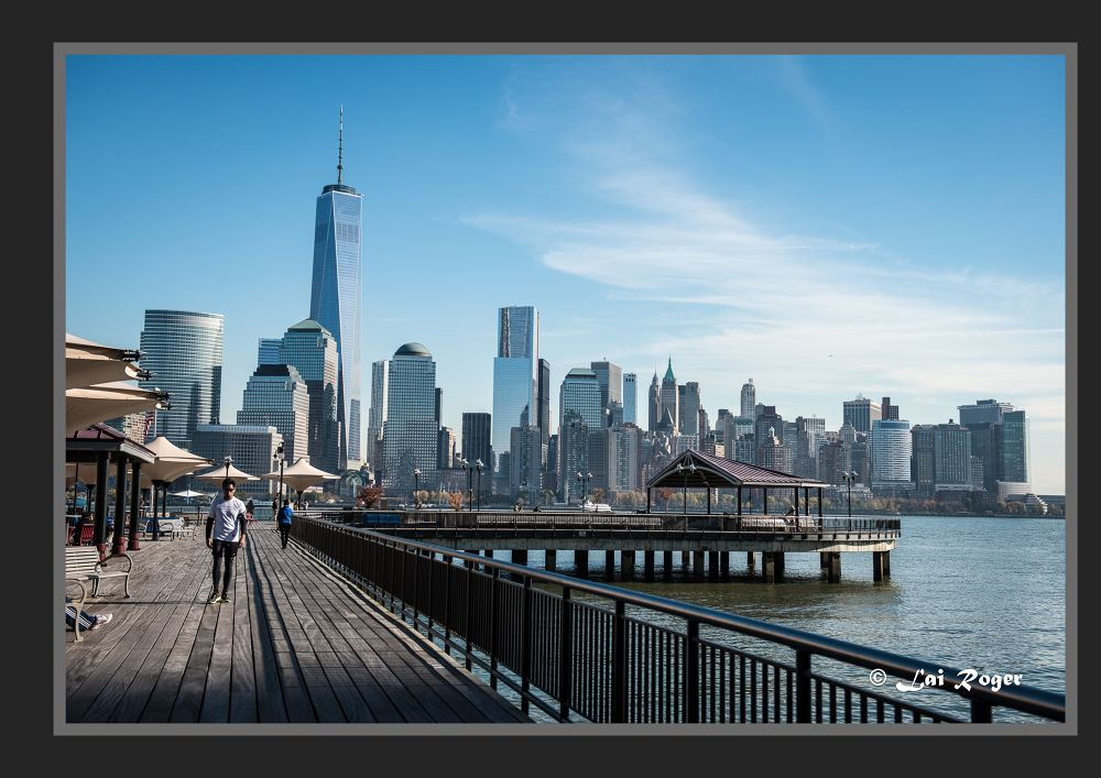 Waterfront, New Jersey_719 by RogerLai