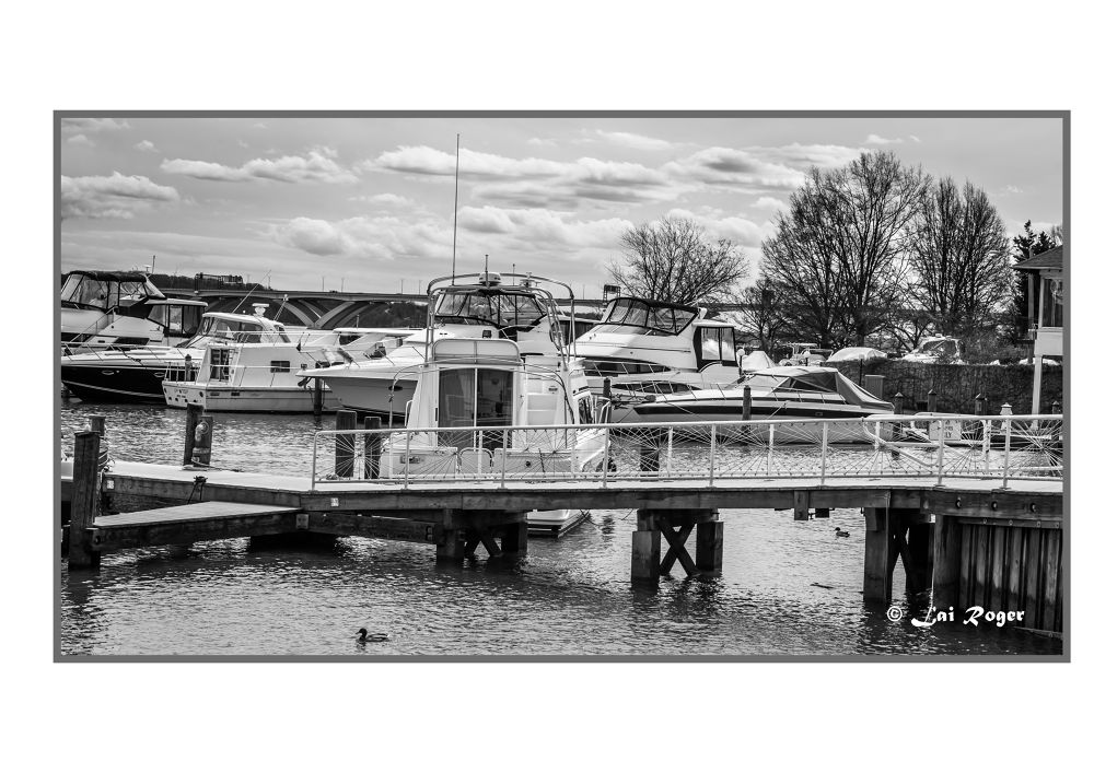 Alexandria Waterfront by RogerLai