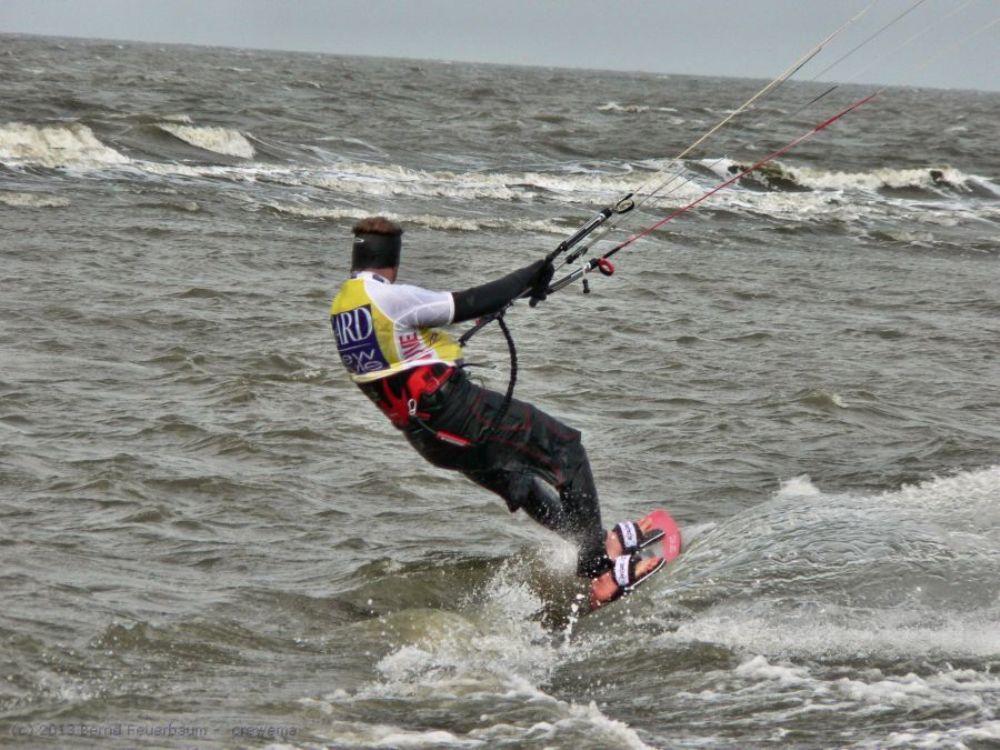 windsurfer by Bernd Feuerbaum