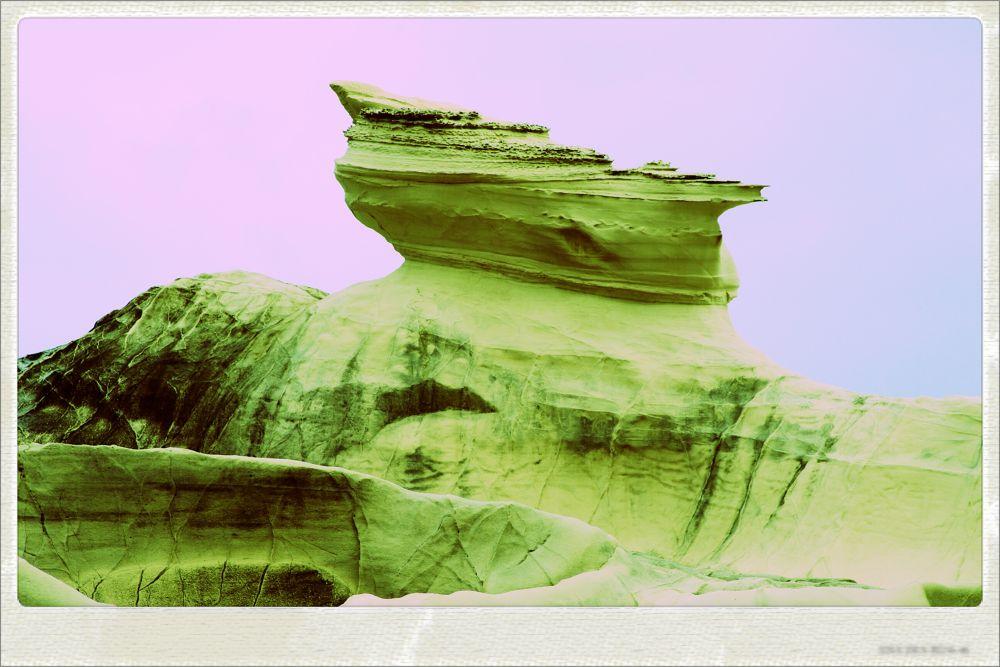 Kapurpurawan Rock Formation, Burgos, Ilocos Norte, Phils by RHOEL ILAGAN