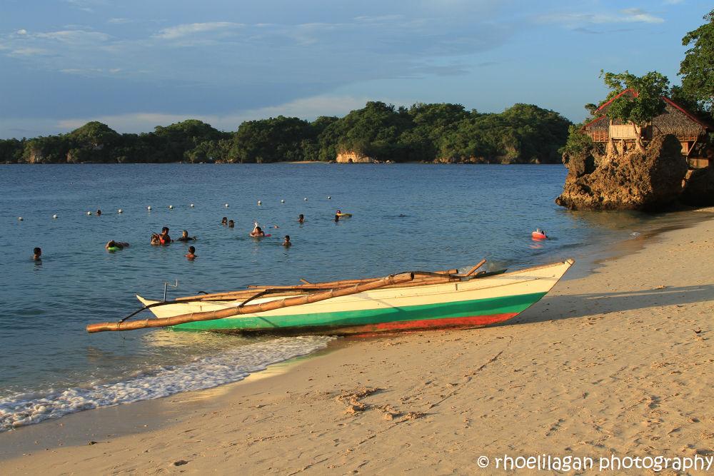 White Beach of Guimaras, Guimaras island, Phils by RHOEL ILAGAN