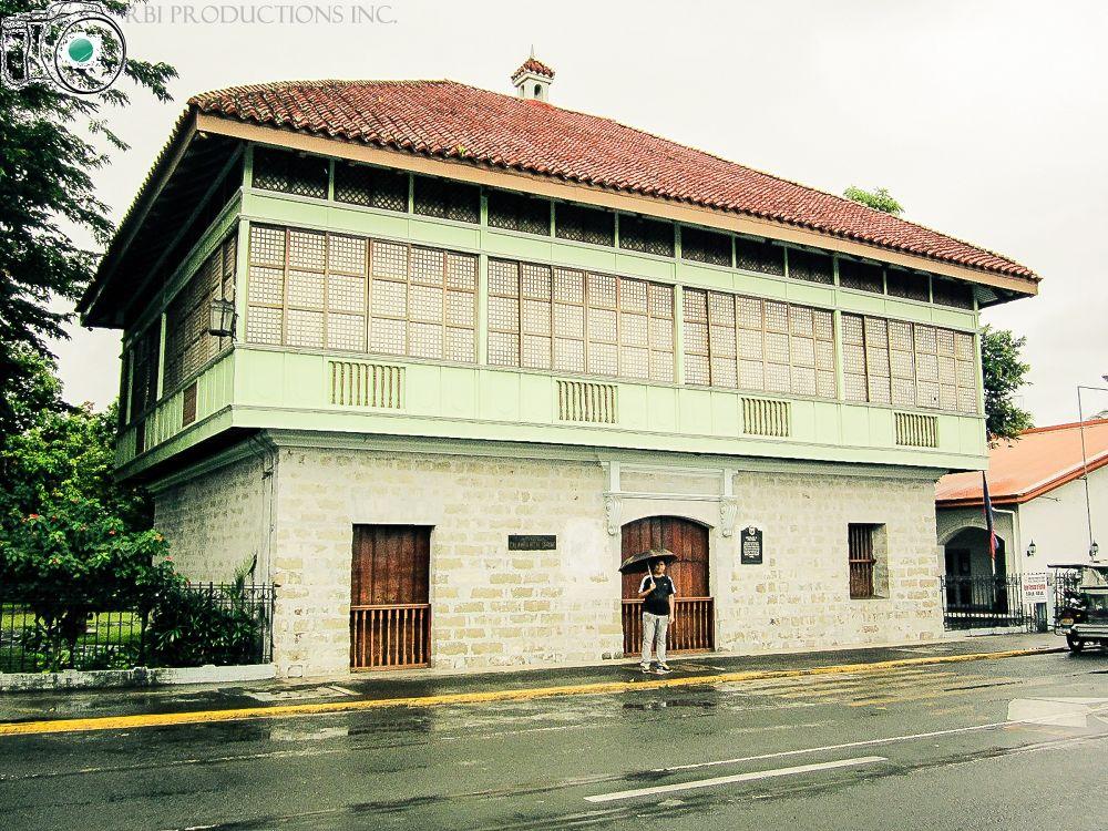 Jose Rizal's ancestral house, Calamba, Laguna, Phils  by RHOEL ILAGAN