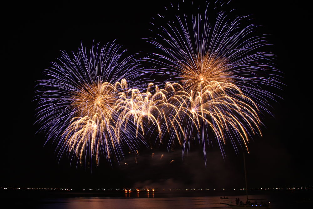 Celebrate 2014 with a bang! by RHOEL ILAGAN