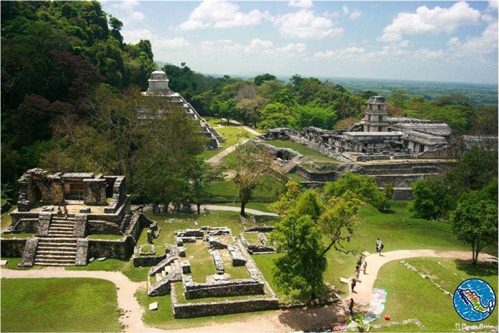 Palenque, Chiapas, Mexico by El Planeta México
