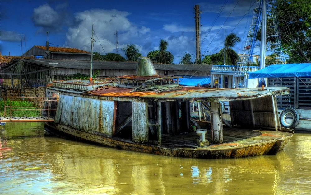 Abaetetuba, Pará, Brasil (Amazon) by Rui Oliveira Santos