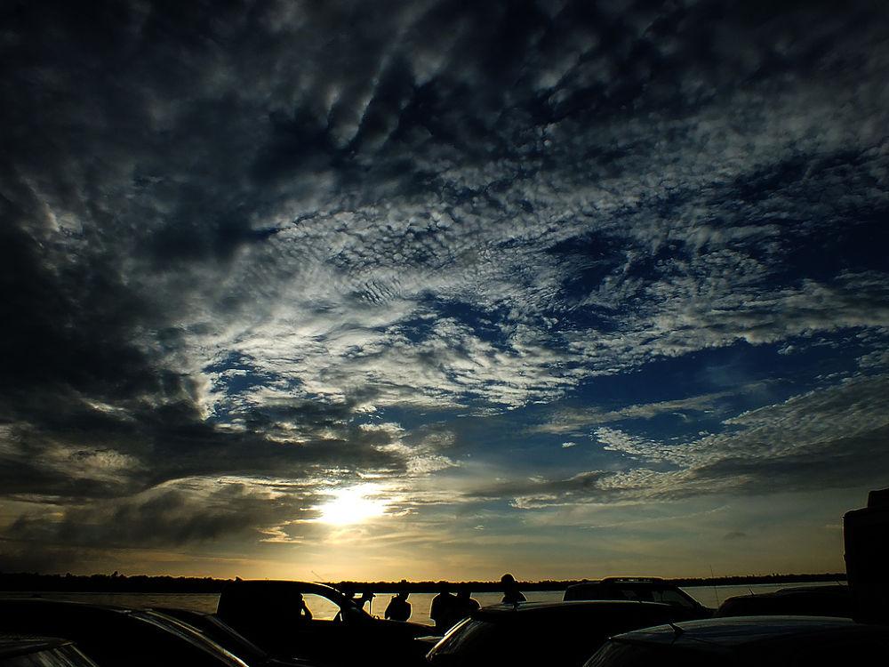 early morning, Belém, Pará, Brasil by Rui Oliveira Santos