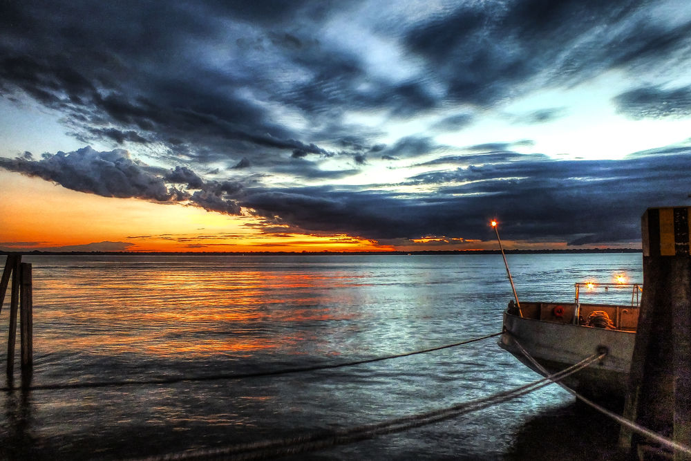 18:30 PM - Belém, Pará, Brasil (Amazon) by Rui Oliveira Santos