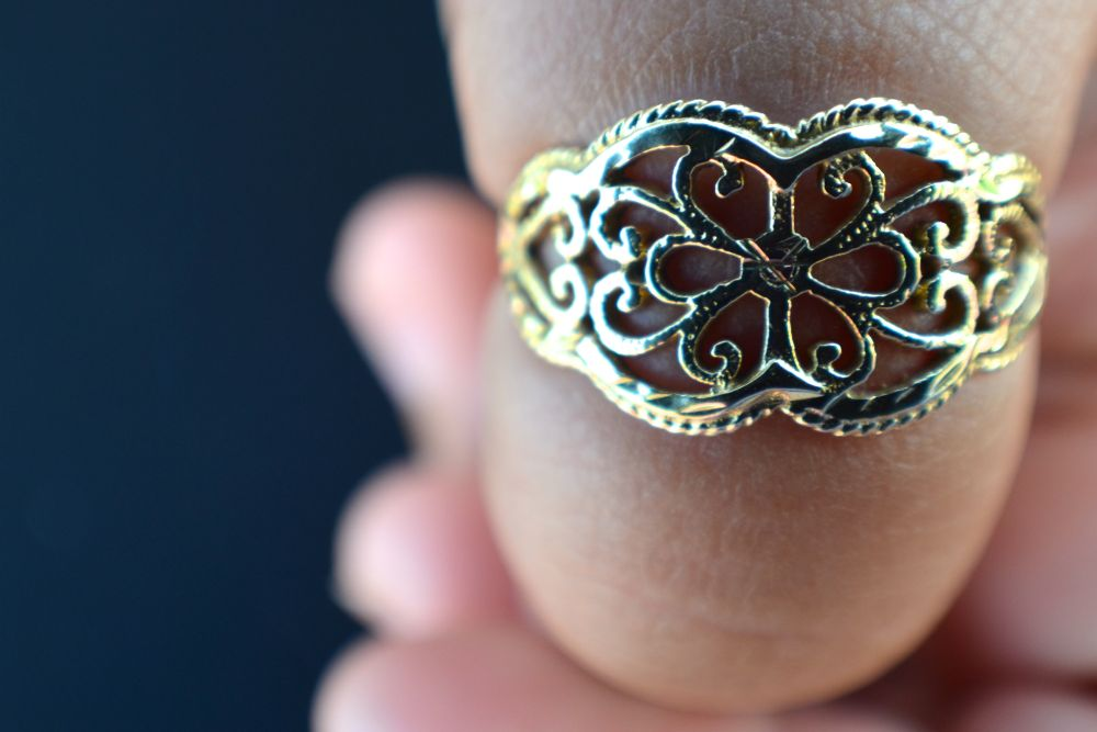 ring by Kelsey Hust