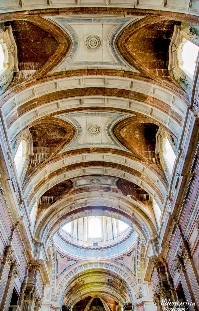 _DSC0039 Detail of Mafra Monastery by Ildemarina