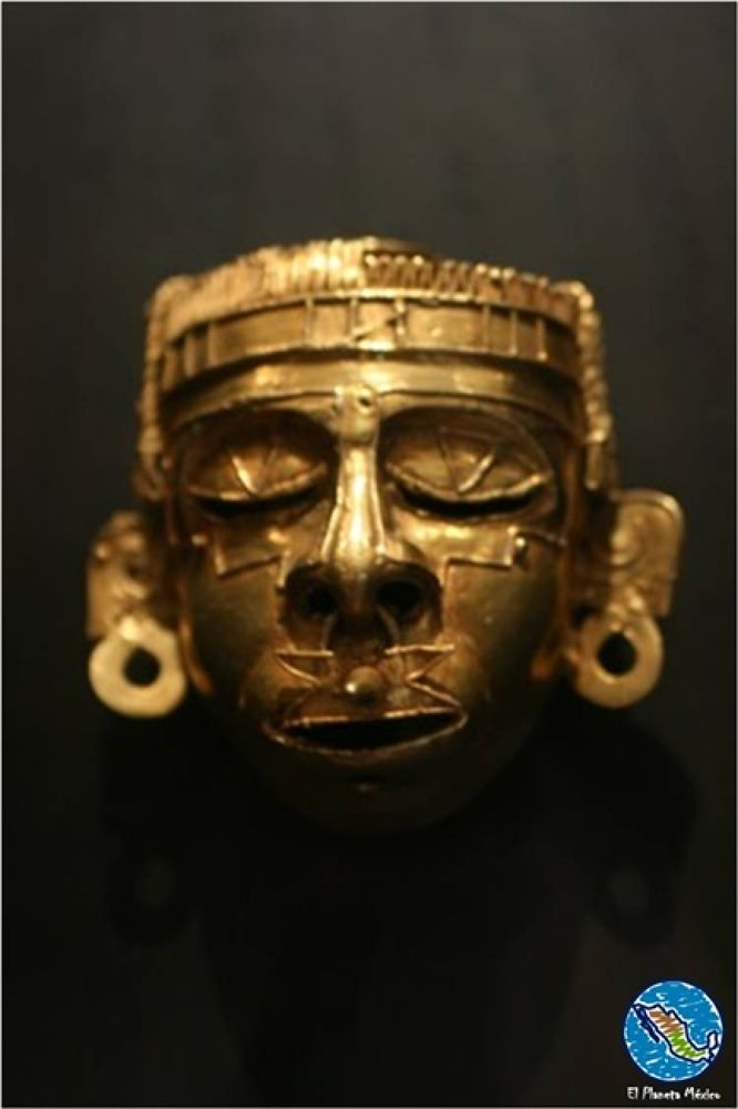 Tomb 7 Treasure, Oaxaca Archaeology. MOnte Albán. by El Planeta México