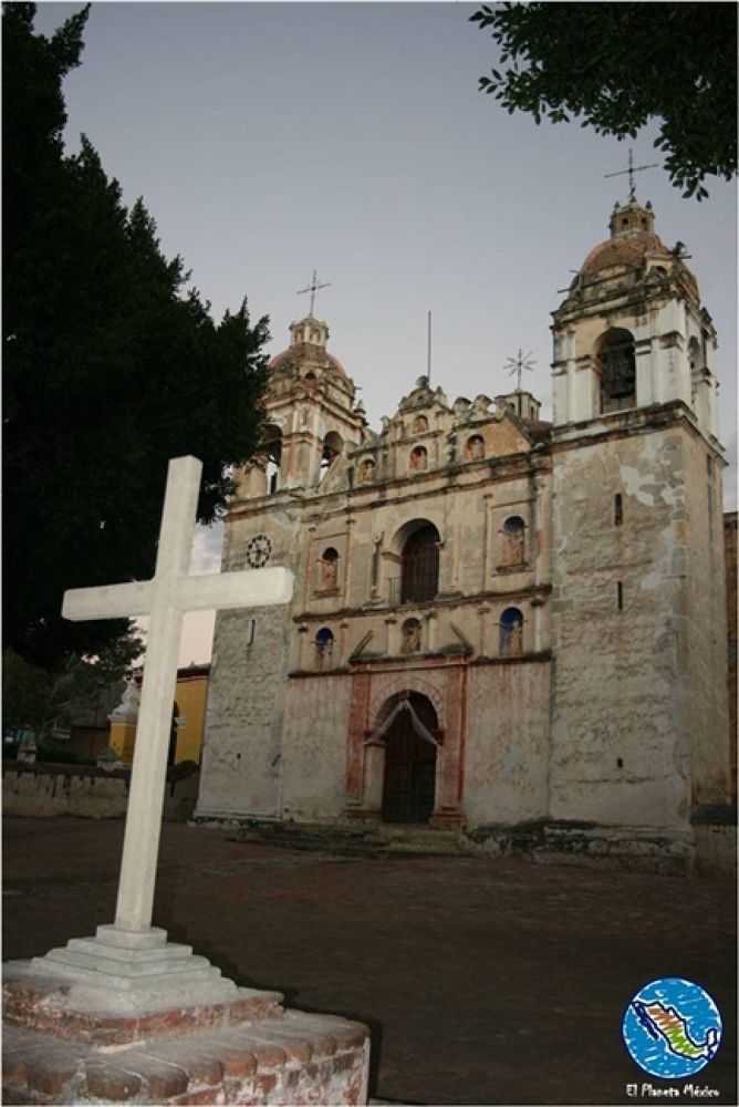Tlacochahuaya, Oaxaca, Mexico by El Planeta México