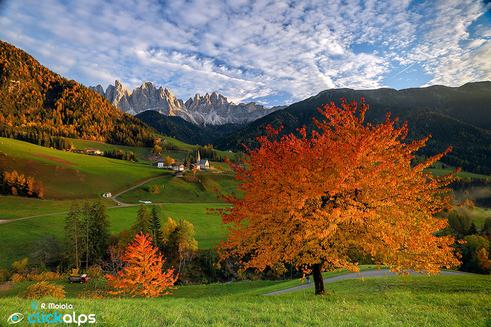 The Symbol of South Tyrol by Roberto Moiola Sysaworld