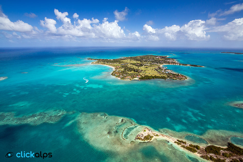 Aereal Caribbean by Roberto Moiola Sysaworld
