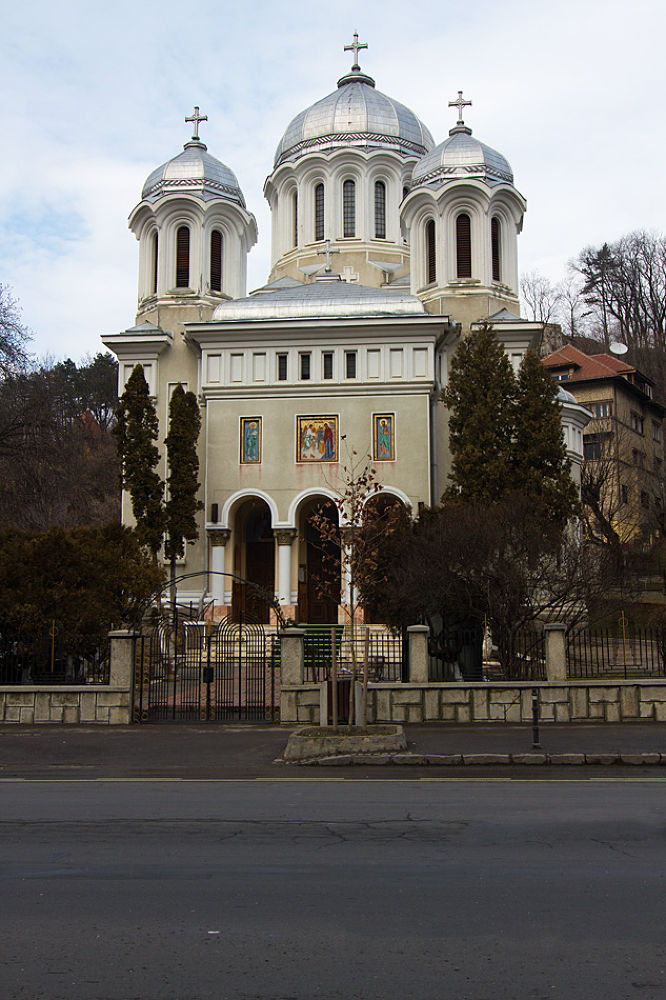 Igreja ortodoxa by Jose Simoes
