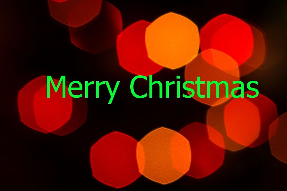 Merry Christmas by Jose Simoes