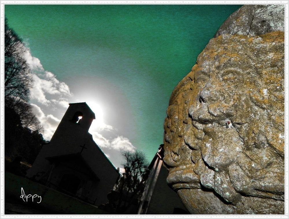 cara de piedra by dippy