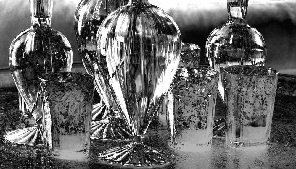 Glasswork..... by Rob van der Griend