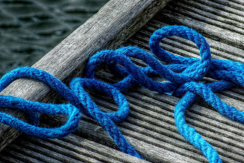 Blue by Rob van der Griend