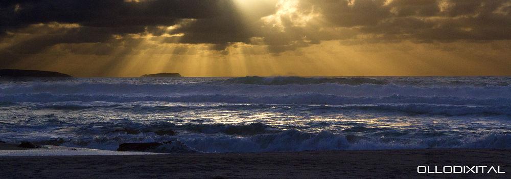 Arteixo Sunset by OlloDixital