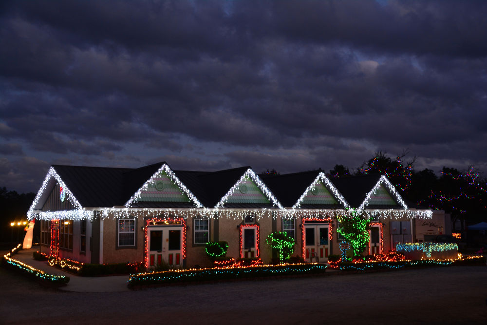 Magical Christmas at Wales West RV Resort #2 by rnspicer