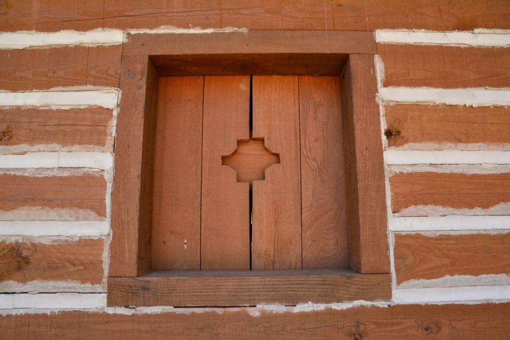 Shuttered Window by rnspicer