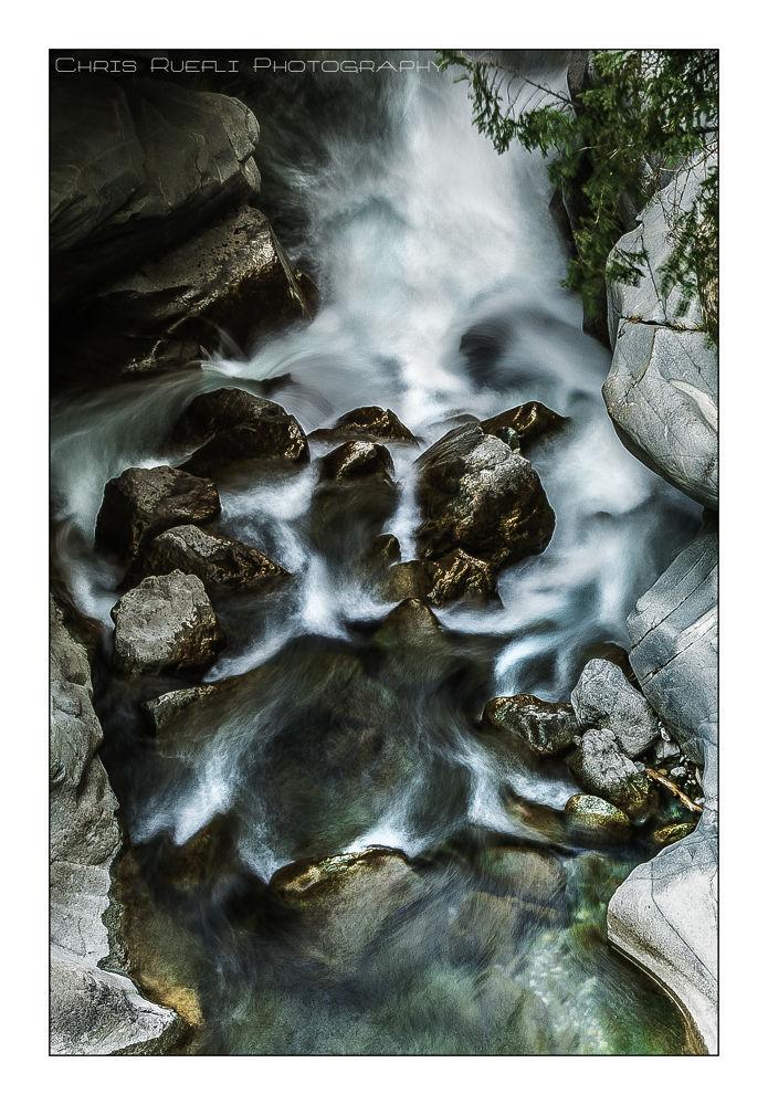 The Stream by chris-ruefli-photography.com
