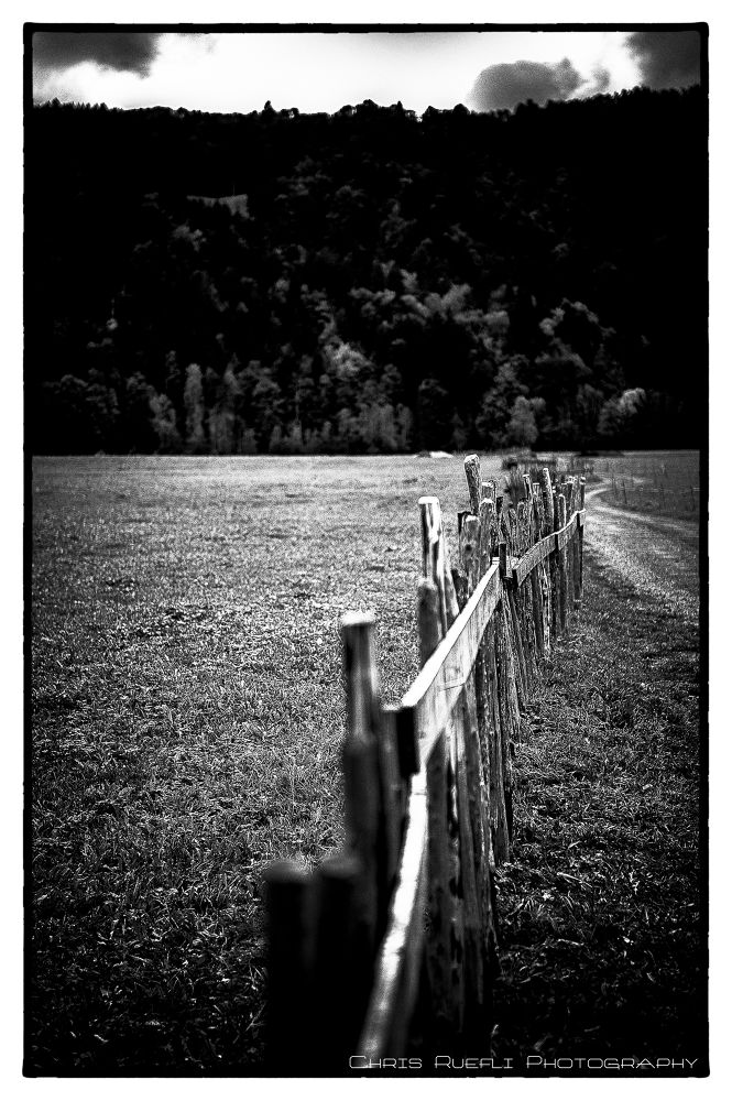 The Fence by chris-ruefli-photography.com