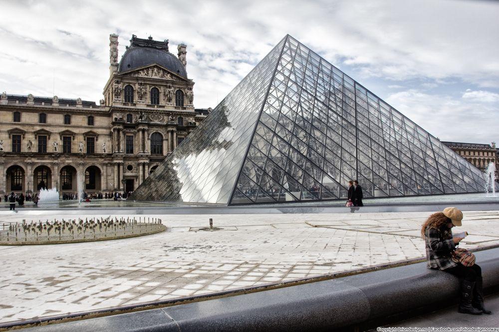 musée du Louvre by Eswaran Arulkumar