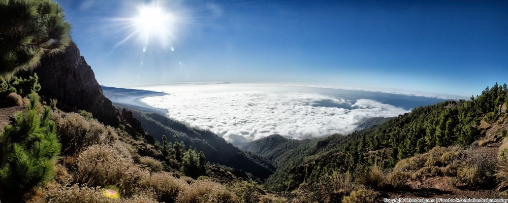 View from Elteide by Eswaran Arulkumar