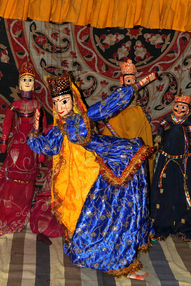 Flavour's Of India: Puppetry  by simranjoanne