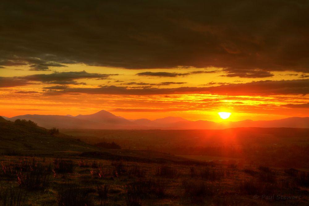Last nights Sunset (Large).jpg by paulstw