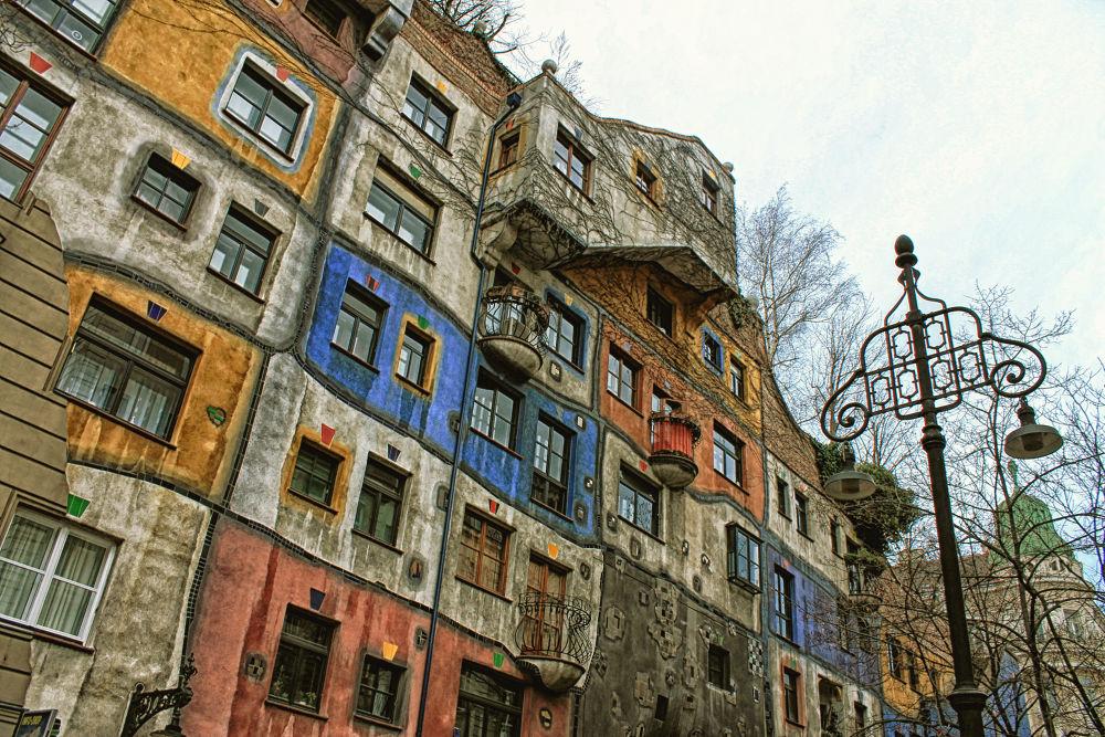 Hundertwasser Haus Wien 2 by markodragovic142