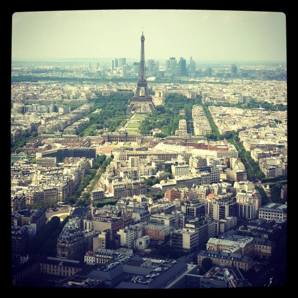 PARIS  by AgatheRudn