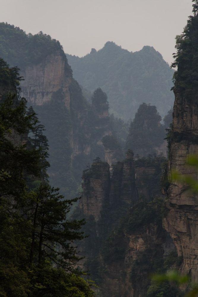 Hunan - Bailong - Yuanjiajie 2013 by Laowaichina by Arie Boevé