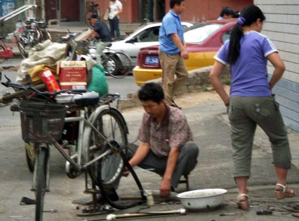 Photo in Random #beijing street life
