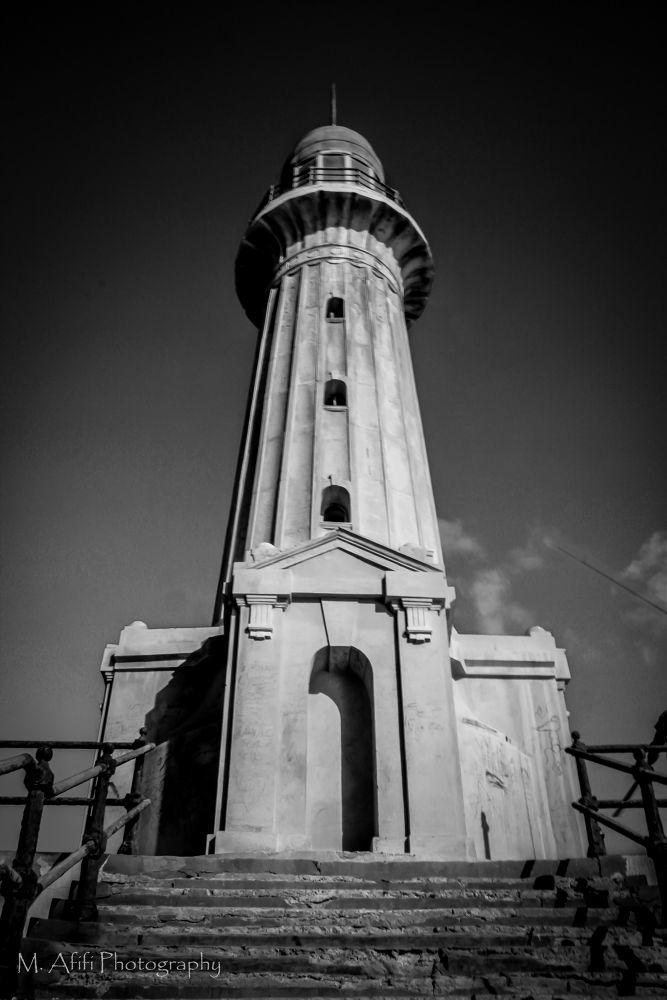Lighthouse 1 by M. Afifi
